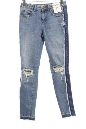 "River Island Skinny Jeans ""Alannah"" blau"