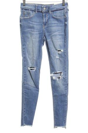 """River Island Skinny Jeans """"Amelie"""" kornblumenblau"""