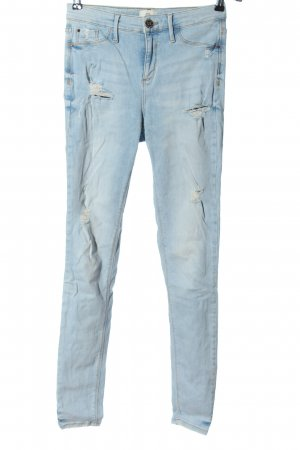 River Island Skinny Jeans blue casual look
