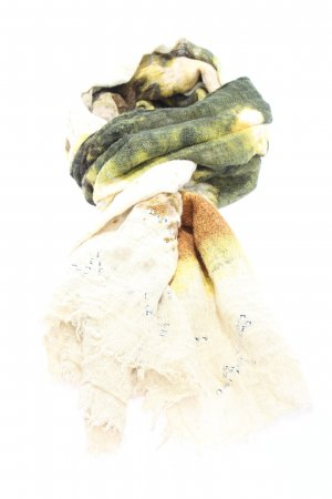 River Island Summer Scarf abstract pattern casual look
