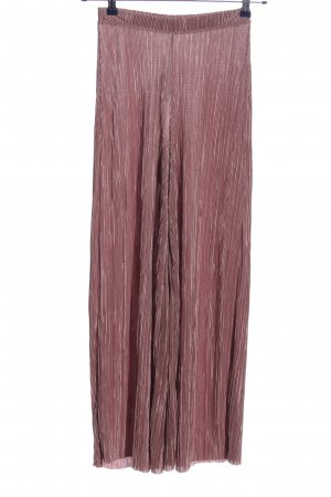 River Island Jersey Pants pink striped pattern casual look
