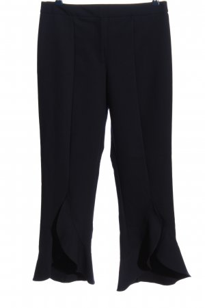 River Island Jersey Pants black business style