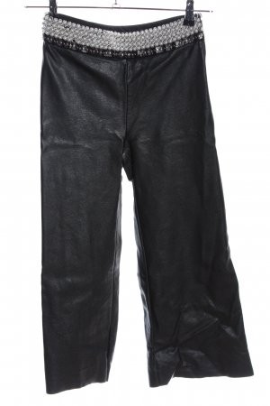 River Island Stretchhose schwarz extravaganter Stil
