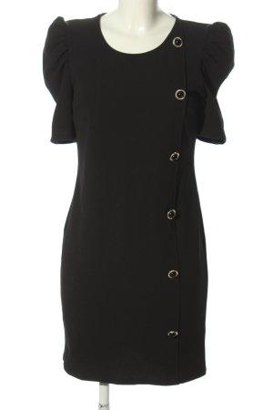 River Island Vestido elástico negro estilo «business»