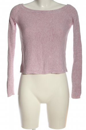 River Island Strickpullover pink Casual-Look