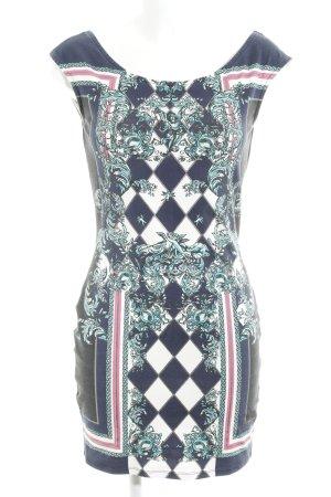 River Island Robe à bretelles motif abstrait style décontracté