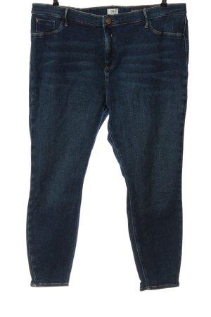 River Island Jeans stretch bleu style décontracté