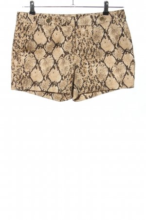 river woods High-Waist-Shorts Animalmuster Casual-Look