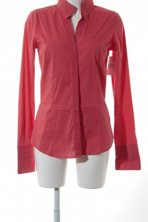 river woods Langarm-Bluse lachs Casual-Look