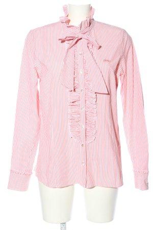 river woods Langarmhemd pink-weiß Streifenmuster Casual-Look