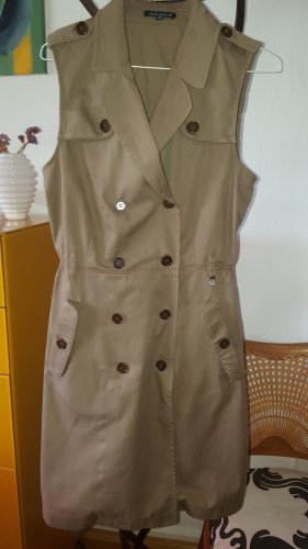 River Woods Safari Cargo Kleid oliv Gr.36