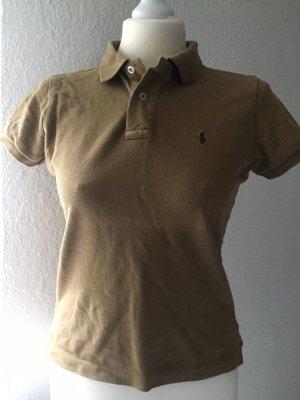 Ralph Lauren Polo shirt khaki-bruin