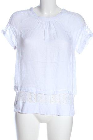 RO & DE Kurzarm-Bluse