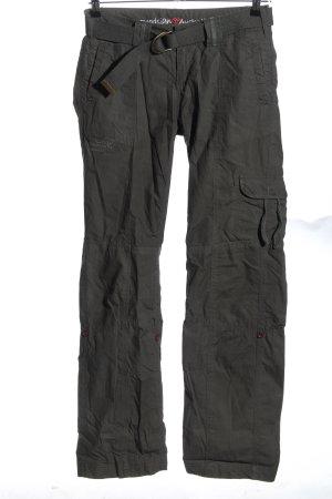 Roadsign australia Pantalon cargo gris clair style décontracté