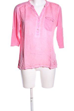 Roadsign australia Hemd-Bluse pink Casual-Look