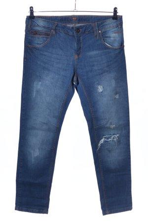 Roadsign australia Slim Jeans blau Casual-Look
