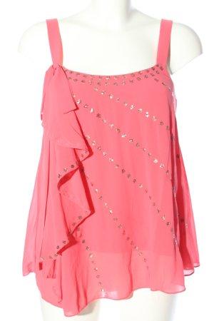 Robbi & nikki Blouse Top pink casual look