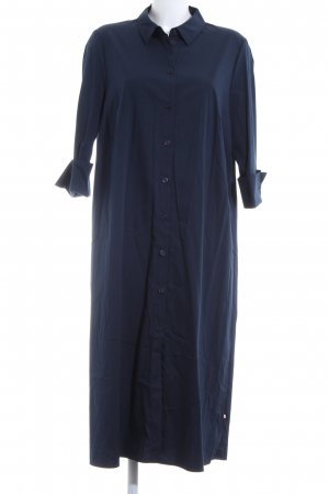 robe légère by Vera Mont Hemdblousejurk donkerblauw casual uitstraling