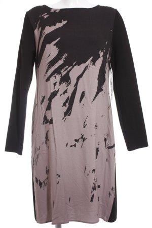 robe légère by Vera Mont Langarmkleid abstraktes Muster Urban-Look