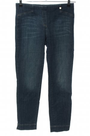 Robell Jeggings blau Casual-Look