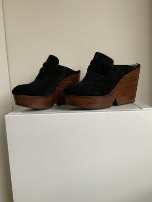 Robert Clergerie Sandals mit Plateau