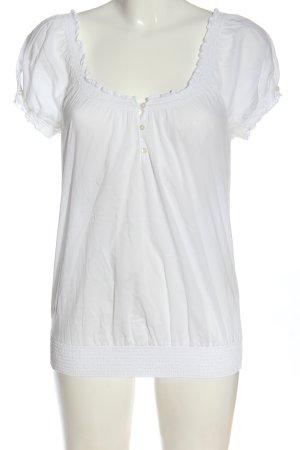 Robert Friedman Carmen shirt wit casual uitstraling