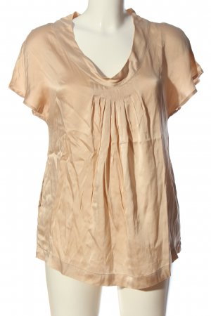 Robert Friedman Kurzarm-Bluse creme Casual-Look