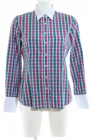 Robert Friedman Long Sleeve Shirt check pattern casual look