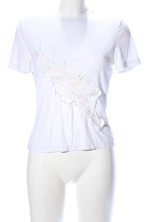 Roberta Scarpa T-Shirt weiß Casual-Look
