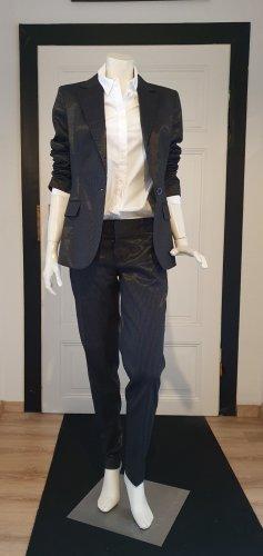 Roberto Cavalli Anzug mit feinen Streifen