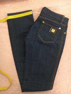 Roberto Cavalli Skinny Jeans dark blue