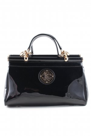 Roberto Cavalli Frame Bag black business style