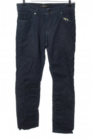 Roberto Cavalli Jeans a vita alta blu stile casual