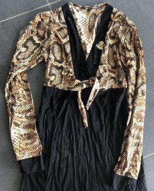 Roberto Cavalli Sukienka dresowa czarny