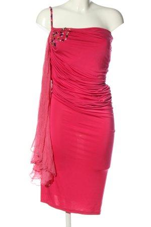 Roberto Cavalli Schlauchkleid pink Elegant