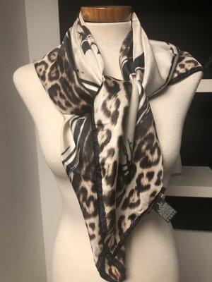 Roberto Cavalli Neckerchief multicolored silk