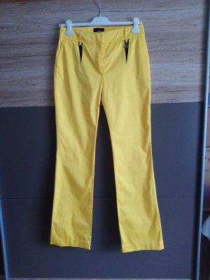 Cavalli Hoge taille broek geel