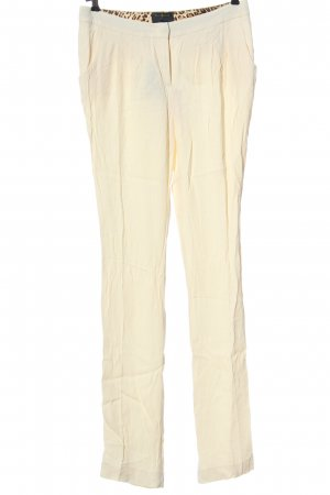 Roberto Cavalli Jersey Pants cream casual look