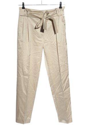 Roberto Cavalli Jersey Pants cream business style