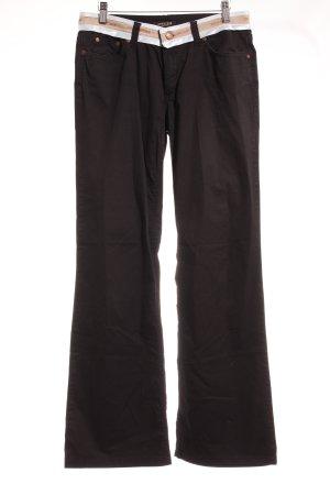 Roberto Cavalli Jersey Pants multicolored extravagant style