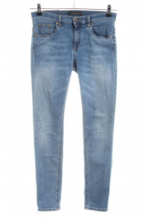 Roberto Cavalli Stretch Jeans blau Casual-Look