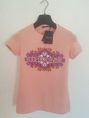 Roberto Cavalli Sports Shirt rose-gold-coloured