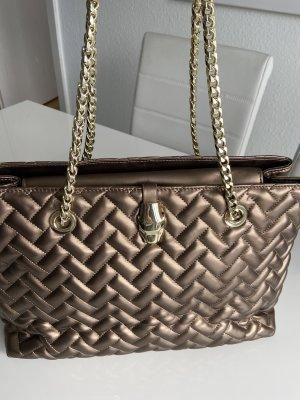 Roberto Cavalli Handbag bronze-colored