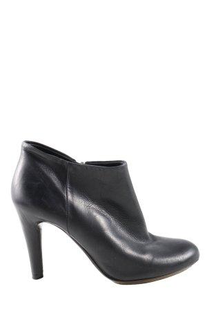 Roberto de Carlo High Heels schwarz Casual-Look
