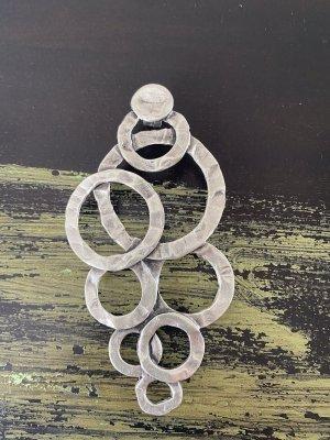 Roberto Leonardi Anhänger VARLY - Zeitloses Design mit Silber Plattierung in Altsilber-Optik von Roberto LEONARDI