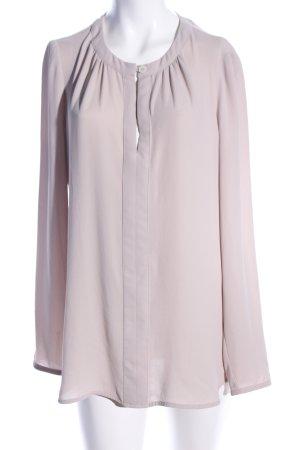 Roberto Verino Langarm-Bluse pink Business-Look