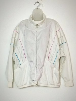 Vintage Sports Jacket multicolored mixture fibre