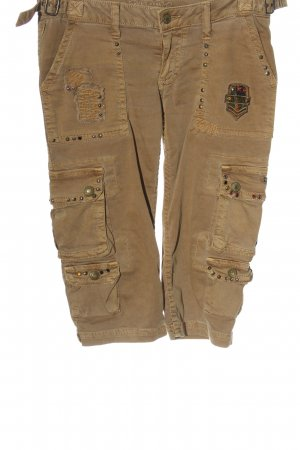 Robin's Jean 3/4 Length Jeans brown casual look