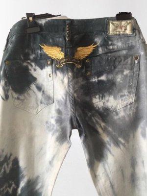 Robins Jeans Low Rise jeans veelkleurig Katoen