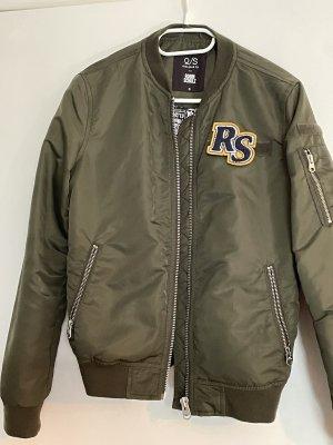 Robin Schulz Bomber Jacket multicolored